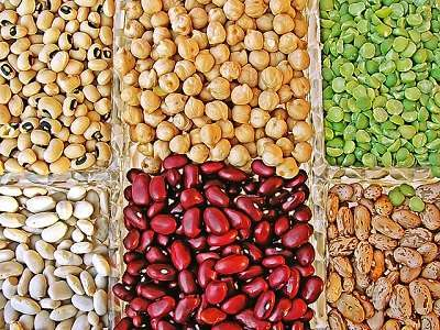 Relieve constipation with these high-fiber foods